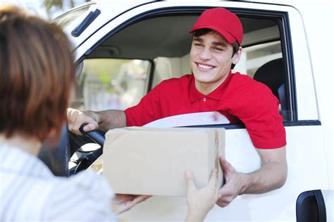 image gallery delivery driver