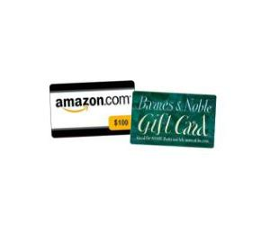 Free Barnes And Noble Gift Card Codes - win a 100 amazon or barnes noble gift card free sweepstakes contests giveaways