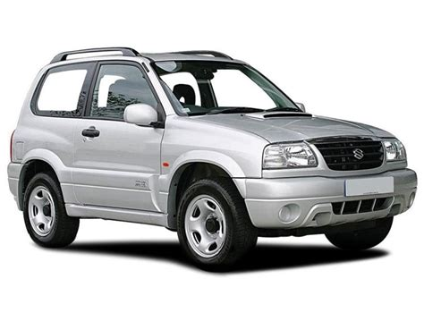 Suzuki Grand Vitara Fuel Consumption Suzuki Grand Vitara 1 6 Gv1600 Sport 3dr Estate At