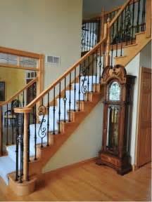Rod Iron Staircase Wrought Iron Stairs Design Ideas Remodel Pictures Houzz