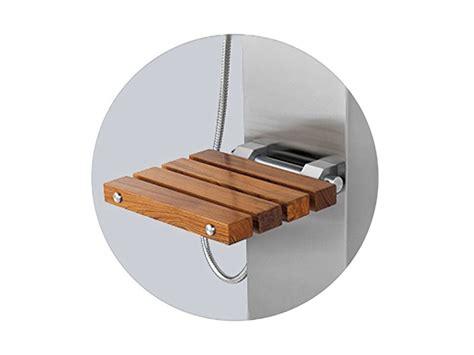 colonna doccia offerta offerta colonna doccia multifunzione con seduta scontata