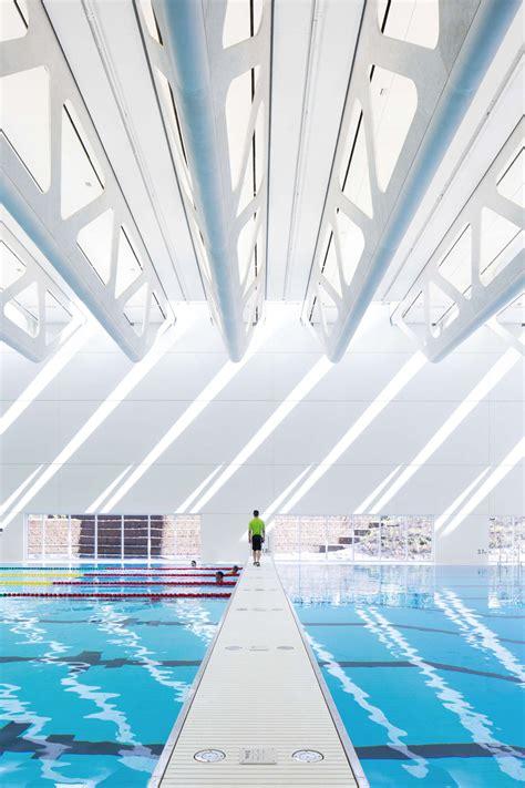guildford aquatic centre    square foot