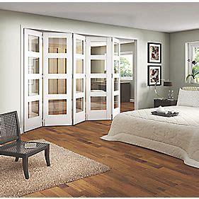 Jeld Wen Room Divider Jeld Wen Shaker 4 Panel Interior Room Divider Primed 2052 X 3163mm Doors Screwfix