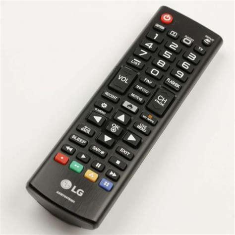 Remote Remot Tv Lg agf76631042 lg tv remote