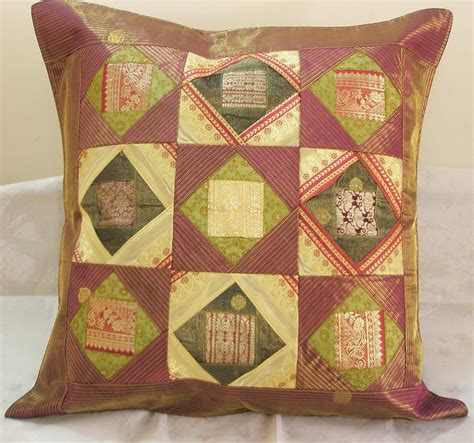 24 inch pillows sofa 24 inch extra large ethnic patchwork indian cushion pillow