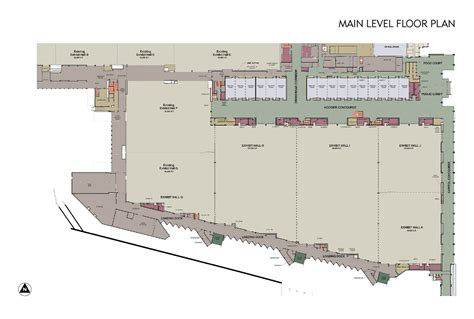 hawaii convention center floor plan indiana convention center floor plan pdf thefloors co