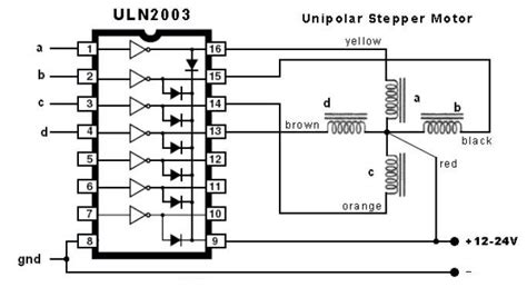 Uln2003a uln2003a soic16 smd 4245 sunrom electronics