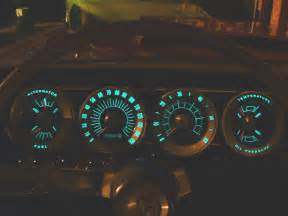 Lighting Car Dashboard Chrysler Electroluminescent Dashboard Lighting Bigblockmopar