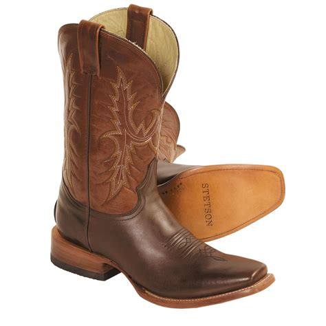 stetson handmade cowboy boots for 2439t save 40