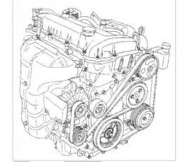 serpentine belt diagram for a 2006 mazda speed 6 2 3 mzr disi turbo