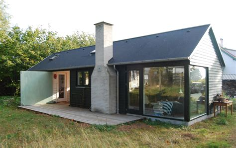 cool small house designs gallery a modular vacation house from denmark m 248 n huset