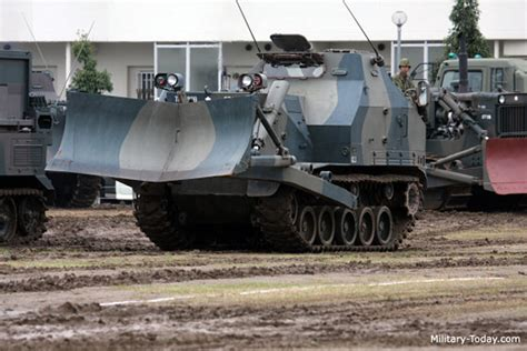 Type 75 L by Type 75 Armored Dozer Images