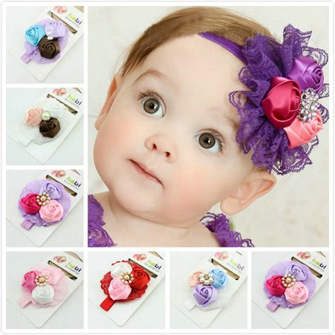high quality affordable headbands for babies by aliexpress buy fashion high quality baby pink kid