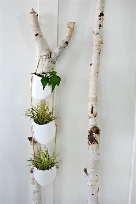 Diy Hanging Plant Holder - 20 clever diy planters pots and plant stands