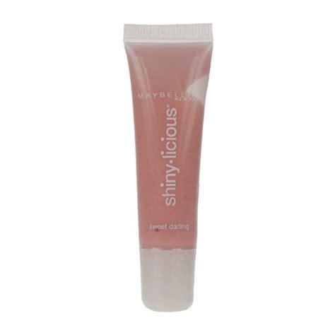 Lipgloss Maybelline maybelline lip gloss maybelline shiny licious lip gloss