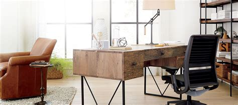 next home office furniture home office furniture crate and barrel