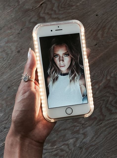 lumee selfie flash iphone 6
