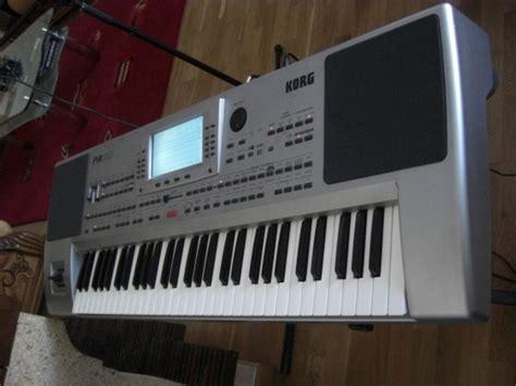 Keyboard Korg Is35 korg pa80 image 32425 audiofanzine