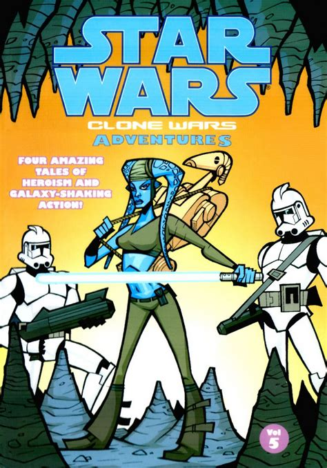 star wars vol 5 star wars clone wars adventures volume 5 wookieepedia the star wars wiki