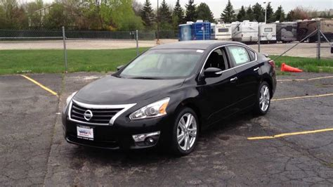 2013 Altima Review by 2013 Nissan Altima 3 5 Sv Review