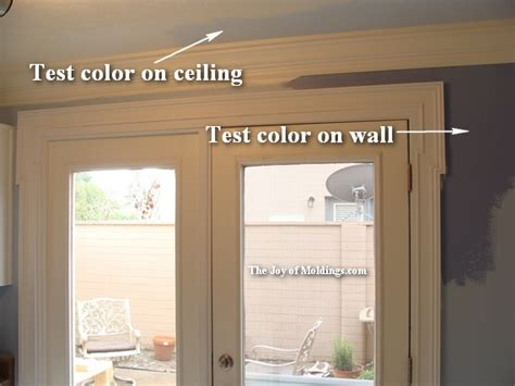 how to paint moldings the of moldings