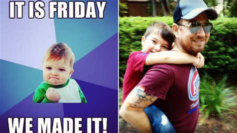 Triumphant Baby Meme - success kid meme star s dad needs kidney transplant