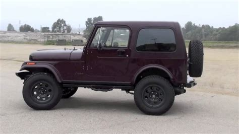 Jeep Cj7 Restoration By Icon 4x4