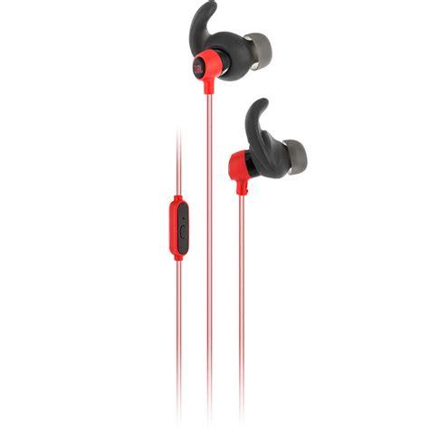 jbl reflect mini lightweight in ear sport jblre fminired b h