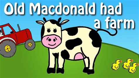 Old Macdonald Had A Farm Meme - old macdonald had a farm mvs nursery rhymes