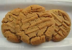 peanut butter cookies bake a tron