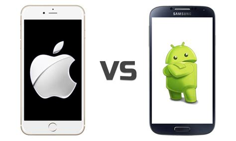 better for android ask the which is truly better iphone or android