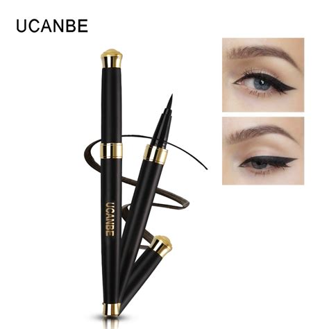 Wardah Eyeliner Pencil Black Best Seller aliexpress buy ucanbe brand smooth black liquid