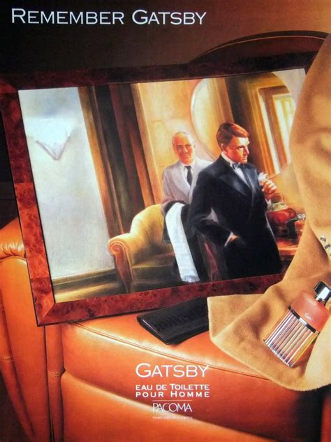 Parfum Gatsby pacoma gatsby eau de toilette duftbeschreibung