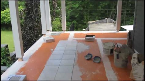 Modular Sunroom How To Install Tile On Screened In Two Season Room Deck