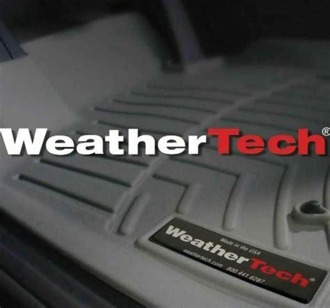 weathertech floor mats midwest clear bra