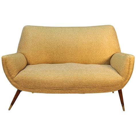 mid century modern upholstered loveseat for sale at 1stdibs - Mid Century Modern Loveseat
