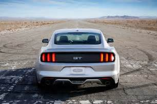 2015 ford mustang rear end photo 35