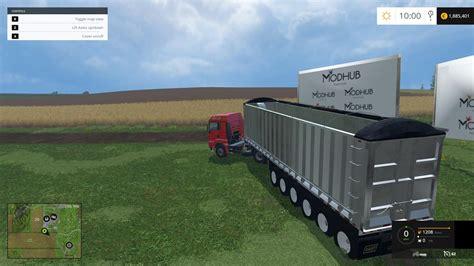 maps to the trailer east dump trailer v 1 0 farming simulator 2017 mods farming simulator 2015 mods fs 2015 ls