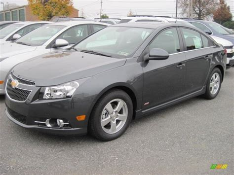 chevy cruze grey 2013 cyber gray metallic chevrolet cruze lt rs 72706212