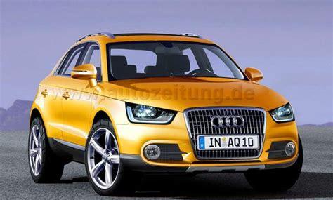 Audi Alle Modelle by Alle Audi Q Modelle Autozeitung De