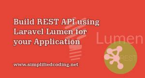 programming with yii2 building a restful api simplified coding programming web and android development