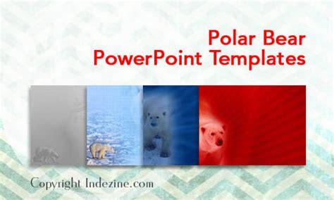 polar bear powerpoint templates