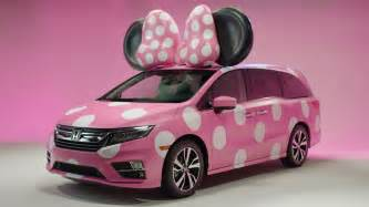 Minivan Honda Honda Are Unveiling A Minnie At D23 This Weekend