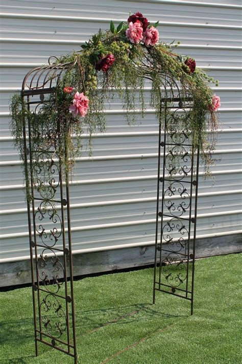 Wedding Arch Ac by Best 20 Metal Wedding Arch Ideas On Indoor