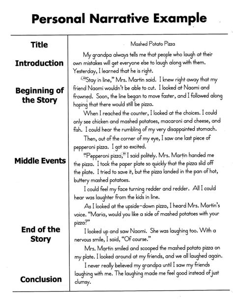 Ideas For A Descriptive Essay by 25 Best Ideas About Narrative Writing On Narrative Anchor Chart Personal