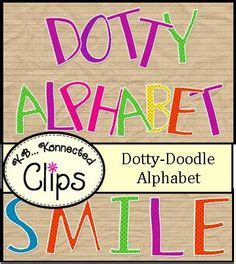 doodle dotty how to use 1000 images about letters and numbers on
