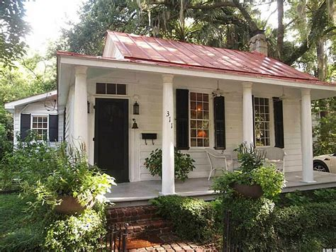 a cottage that was once a one room schoolhouse hooked on