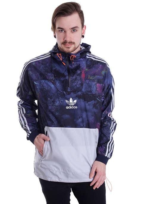 adidas windbreaker adidas running aop multicolor windbreaker streetwear