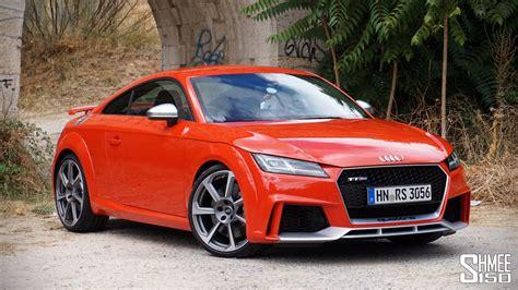 Neu Audi Tt by The New 400hp Audi Tt Rs The Tropixs