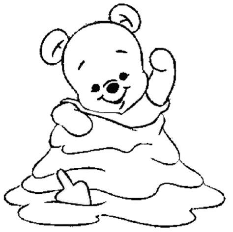 dibujos winnie pooh colorear beb 233 imagui